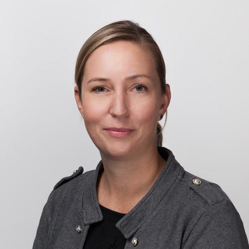Britta Groppe - Teamassistenz