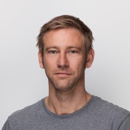 Arne Heyen - Geschäftsleitung & Kreation