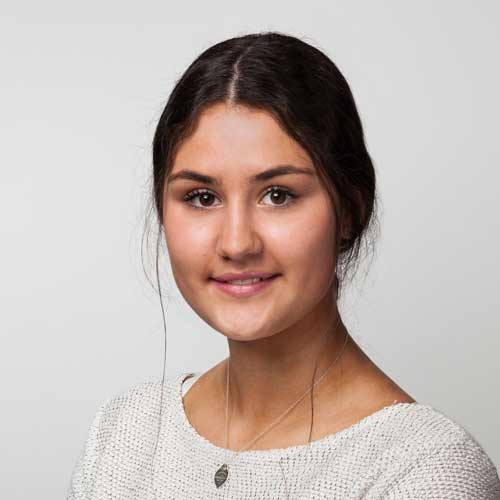Julie Pönitz - Trainee Management Assistant in Event Organisation