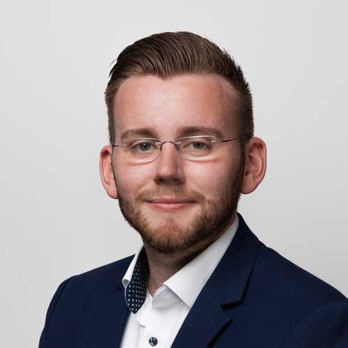 Moritz Witzstrock - Projektmanagement