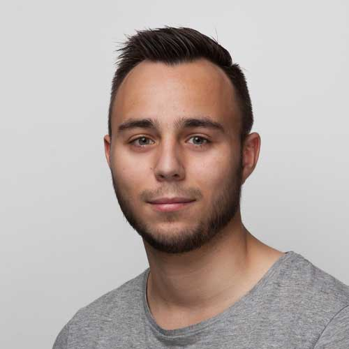 Tristan Fritz - Trainee Management Assistant in Event Organisation