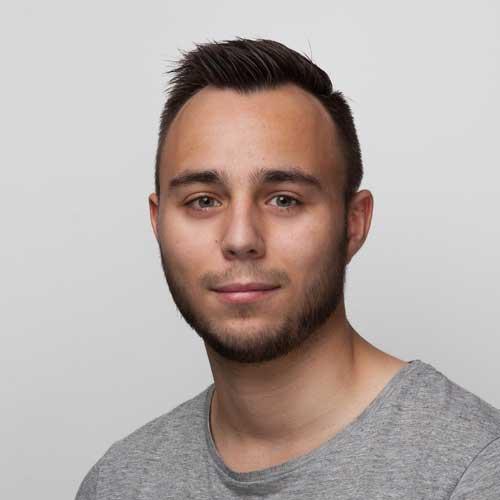 Tristan Fritz - Auszubildender Veranstaltungskaufmann