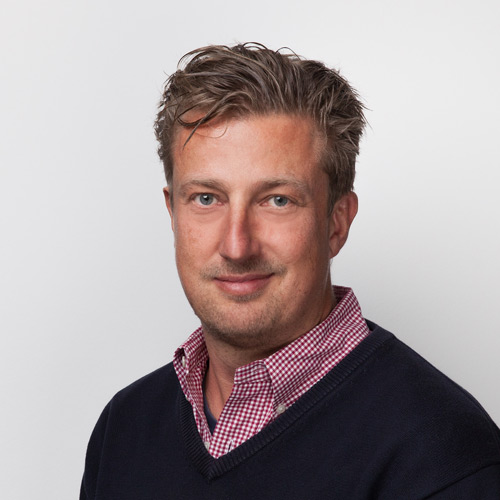 Peter Melms - CEO