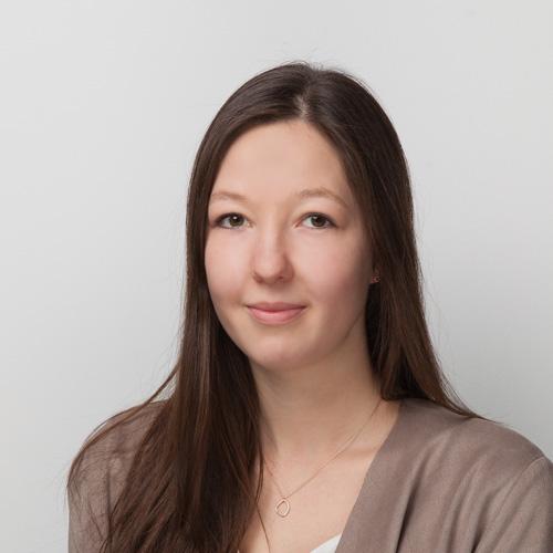 Tanja Rupprat - Project Management