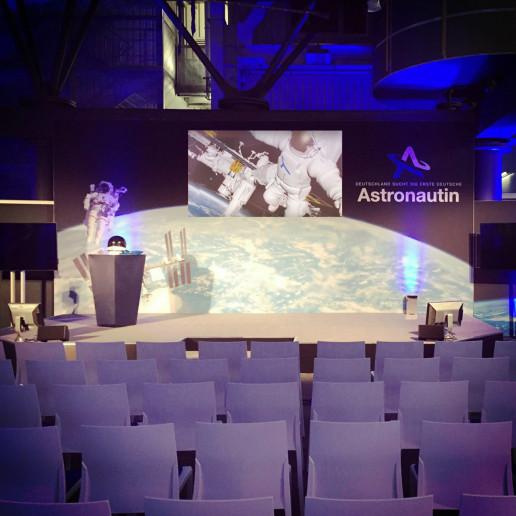 Airbus - Die Astronautin