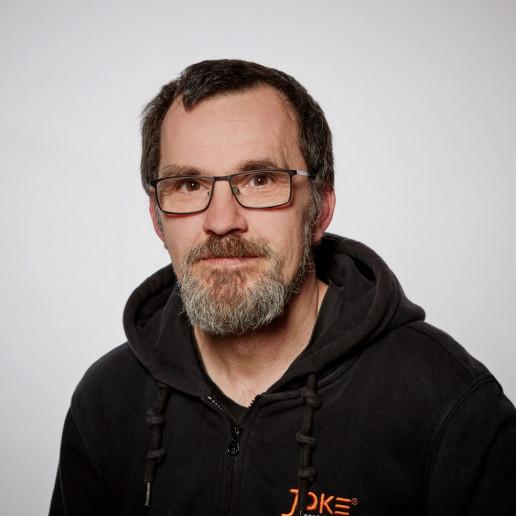 Andreas Lenkeit - Logistics