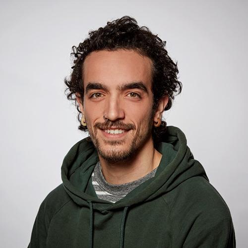 Mohammad Amer - Auszubildender Veranstaltungstechnik