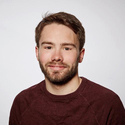 Jonas Hofmann - Production Technology
