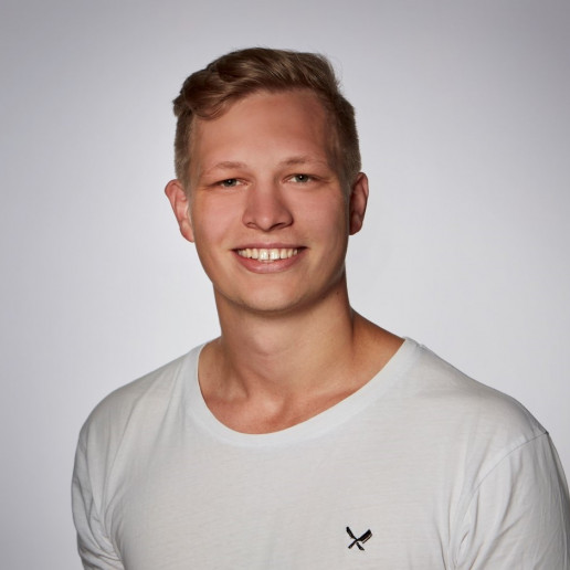 Luis Pahl - Trainee Management Assistant in Event Organisation
