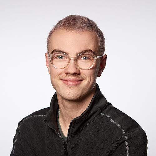 Theo Paslack - Auszubildender Veranstaltungskaufmann