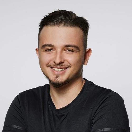Mirco Schneider - Auszubildender Veranstaltungstechnik